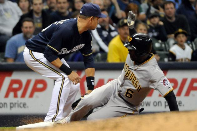 Estrada Lifts Brewers, Still Perfect vs. Pirates