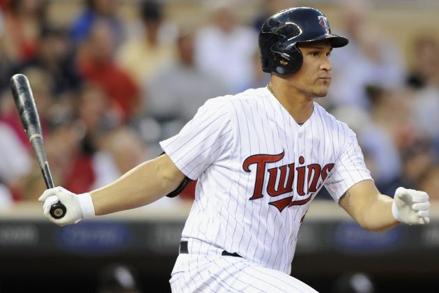 Twins Option Slumping Rookie Oswaldo Arcia to Triple-a Rochester