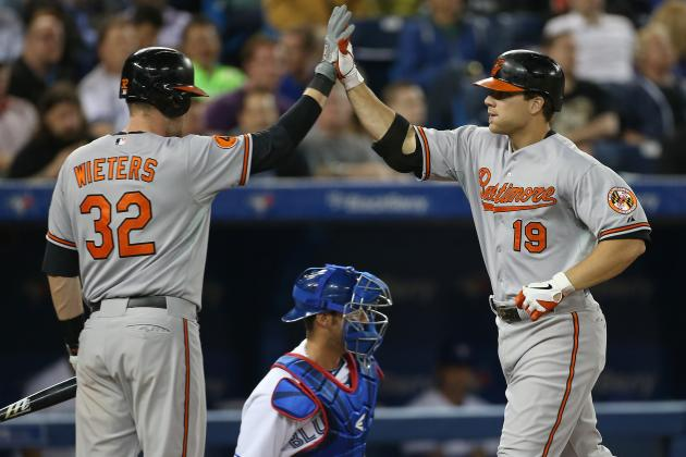Davis' 16th Home Run Helps O'S Rock Jays