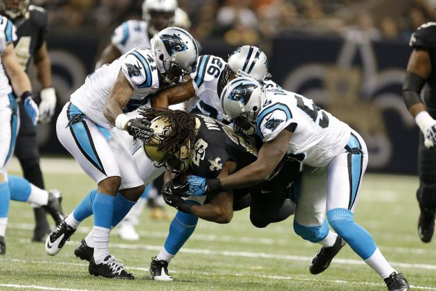 Carolina's Key to Success Rests on the Strength of Its Defense