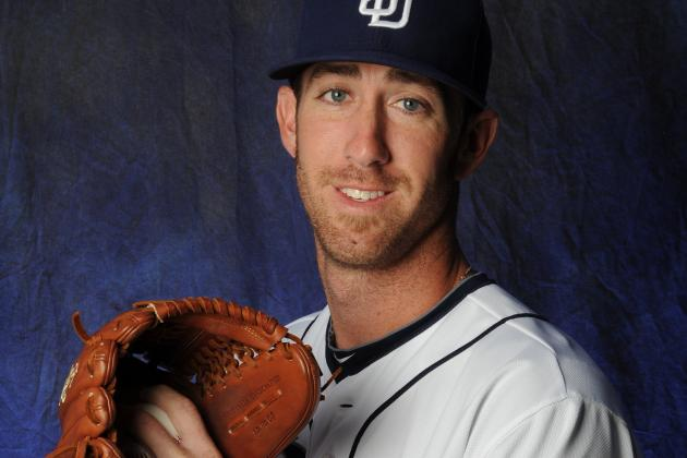 Padres Bring Up LHP Layne from Tucson