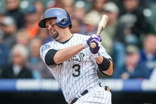 Rockies Shut out Giants as Michael Cuddyer Returns with a Bang