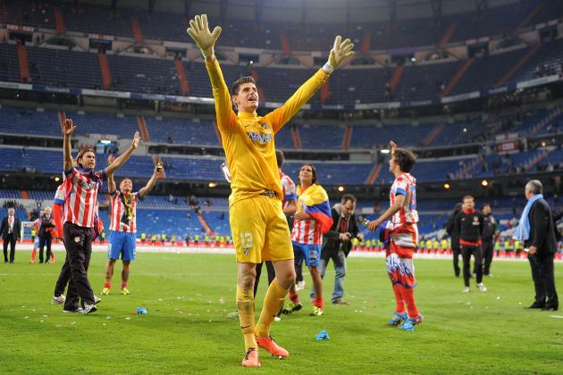 Chelsea Transfer News: Blues Should Let Thibaut Courtois Remain on Loan in Spain