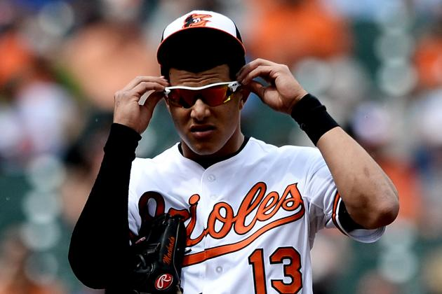 Machado Continues to Thrive on the Road at the Plate and in the Field