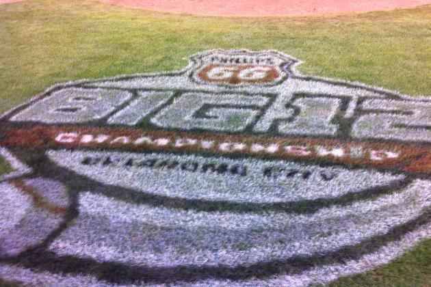 Big 12 Baseball Tournament: Friday Recap from Oklahoma City