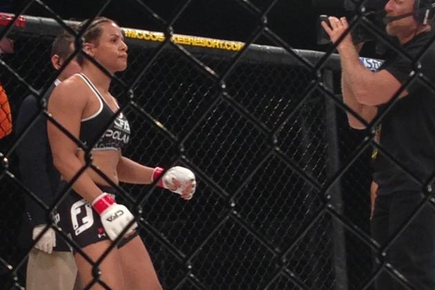 Fallon Fox Laments on Victory over Allanna Jones, Haters and Unique Submission