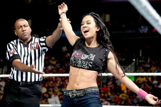 AJ Lee Will Be the Next WWE Divas Champion