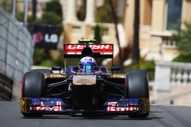 F1 Monaco 2013: Start Time, Lineup, TV Schedule and More