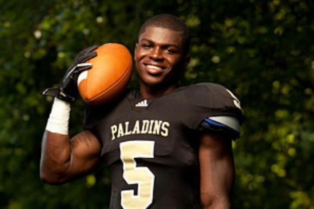 Multidimensional Jabrill Peppers Prepares for His College Commitment