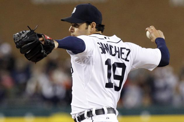 Anibal Sanchez Further Cements Ace Status with 1-Hitter vs. Twins