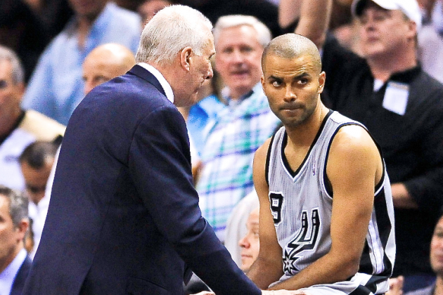 Spurs' Tony Parker Turned Away from Memphis Restaurant