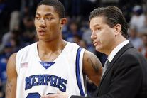 John Calipari Comes to Defense of Derrick Rose