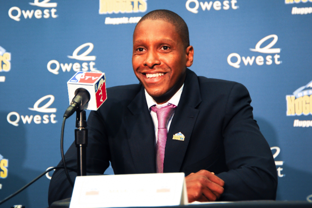 Masai Ujiri Officially Named Toronto Raptors' New GM