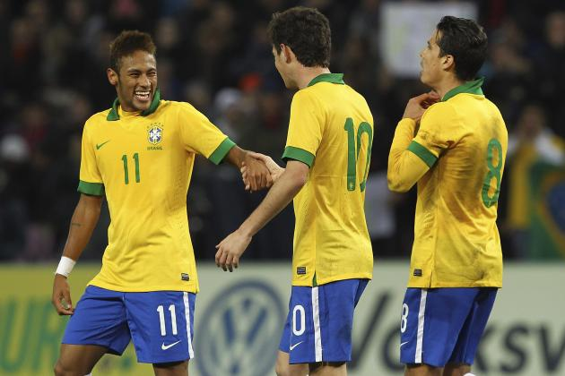 Neymar Transfer Gossip: Sorting Through the Rumours