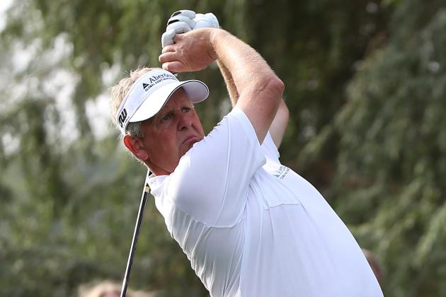 Colin Montgomerie Says Sergio Garcia's Fried Chicken Comment Overblown