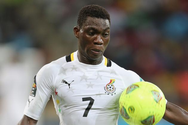 Liverpool Leading Chase to Sign Porto Winger Christian Atsu