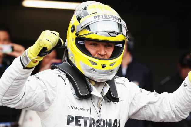 Pole-Sitter Rosberg Expecting a Difficult Race