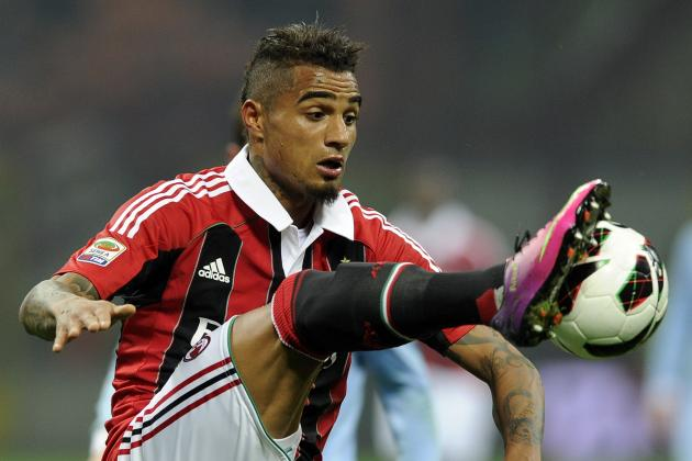 AC Milan Line Up Keisuke Honda as Potential Kevin-Prince Boateng Replacement