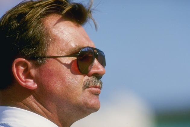Bears Say Mike Ditka's 89 Will Be the Last Number They Retire