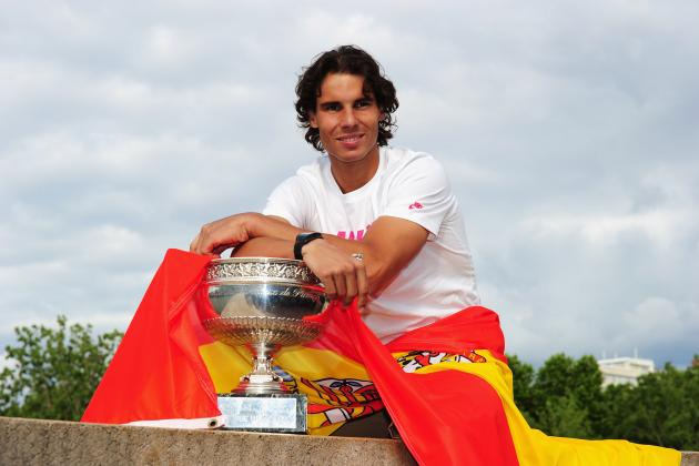 Rafael Nadal Has Ideal Road to French Open Final at Roland Garros