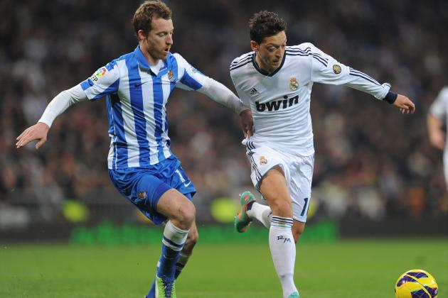 Real Sociedad vs. Real Madrid: Date, Time, Live Stream, TV Info and Preview