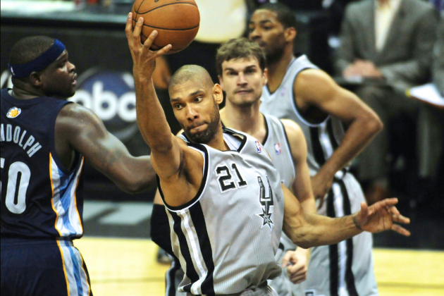 San Antonio Spurs vs. Memphis Grizzlies: Game 3 Previews and Predictions