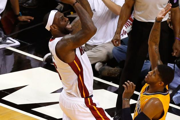 Have Pacers Solved LeBron James?