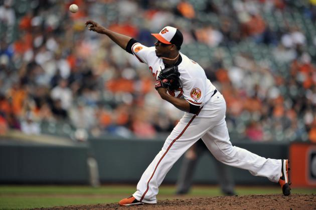 Orioles Place Pedro Strop on 15-Day DL