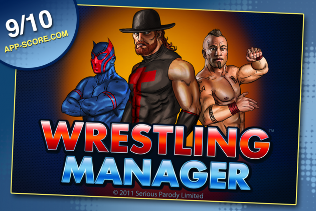 Wrestling Manager: A Review of Downloadable Game for iPhone, iPod Touch, iPad