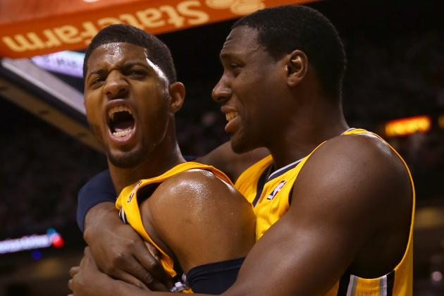 Paul George Wants Big Five Over Big Three