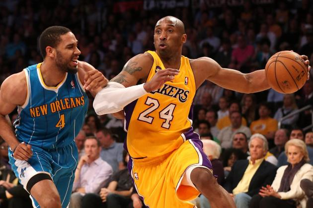 Lakers' Mike D'Antoni Confident Kobe Bryant Will Return to Form