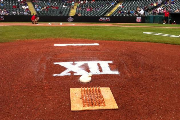 Big 12 Baseball Tournament: Saturday Recap from Oklahoma City