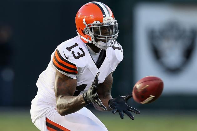 Josh Gordon: NFL Will Be 'shocked' by Browns' Air Show