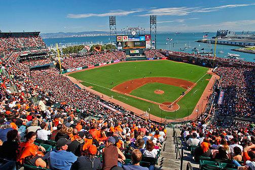 Concession Workers Striking at AT&T Park
