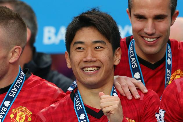 Kagawa 'Inspired' by Dortmund's Run to Champions League Final