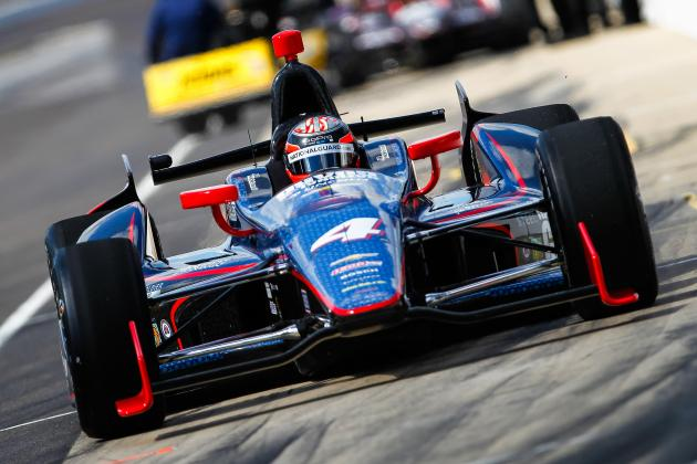 Indy 500 2013: Underdogs with Best Chance to Steal IndyCar Spotlight