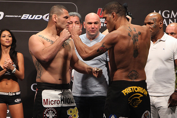 Velasquez vs Silva 2 Fight Card: Live Blog for UFC 160's Main Event