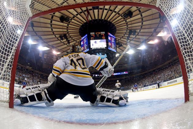 New York Rangers vs. Boston Bruins - GameCast - May 25, 2013 - ESPN