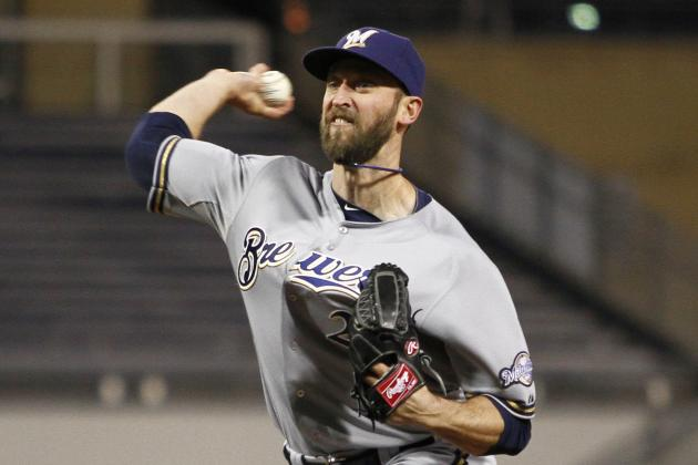Report: Brewers Closer Jim Henderson out 'a While' with Pulled Hamstring