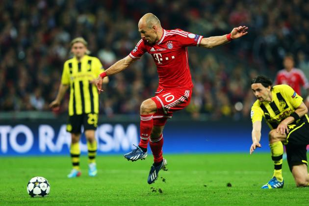 Bayern Munich vs Dortmund: Live Score and Highlights for Champions League Final