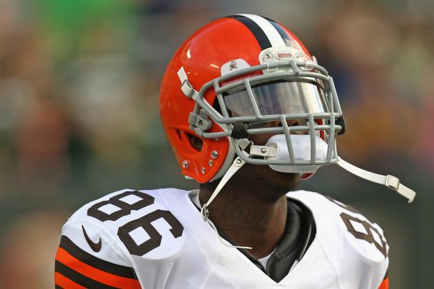 After Taking 'A Little Jab Back' at GM Browns' Gordon Looking to Prove Himself