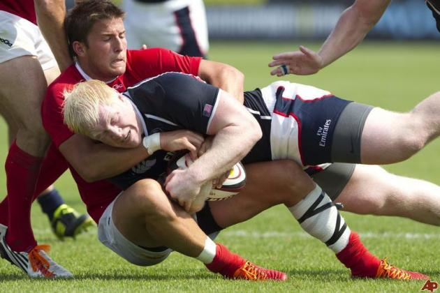 IRB Pacific Nations Cup Match Report:  USA vs. Canada