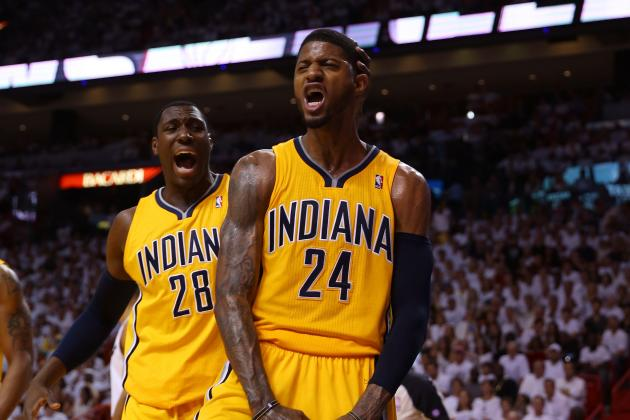 Pacers Are Proving to Be Toughest Opponent in Big Three Era of Miami Heat