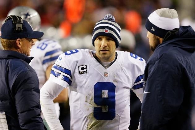 Tony Romo Must Prove to Cowboys He's Worth Massive Contract