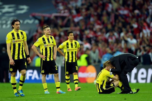 Champions League Reaction: Is This the End for Borussia Dortmund?