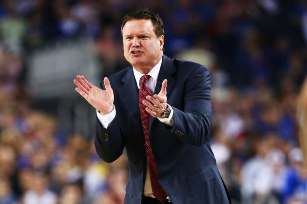 One Stellar Recruiting Week at Kansas Lifts Self's Spirits Again