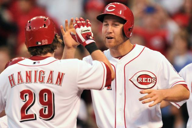 Reds Rally Past Cubs for 5th Straight Victory