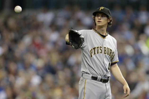 Pirates Beat Brewers 5-2 with Four Homers, Another Locke-Down
