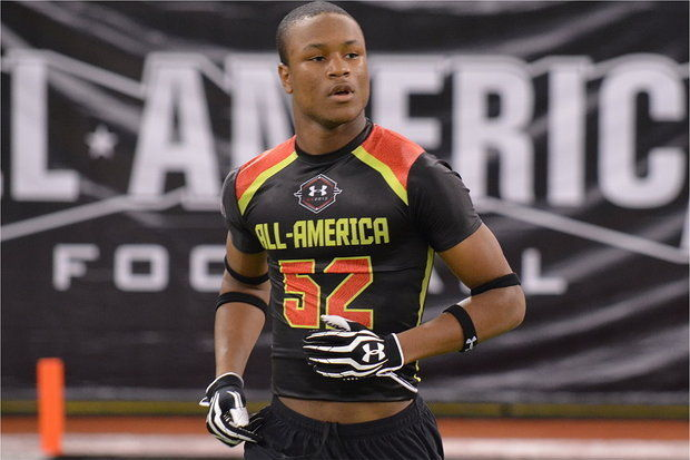 Four-Star Cornerback Nick Ruffin Commits to Auburn over Several SEC Schools
