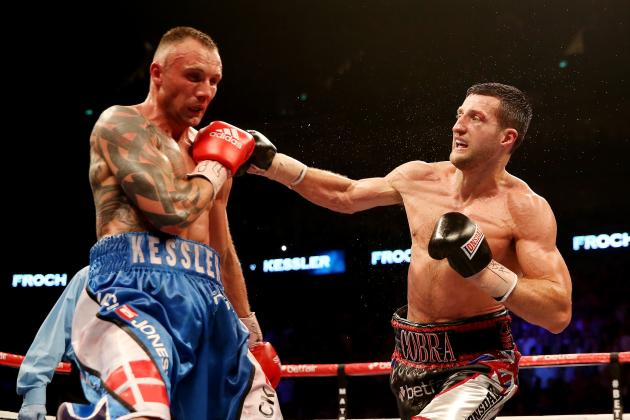 Mikkel Kessler vs. Carl Froch: Live Round-by-Round Scoring and Analysis